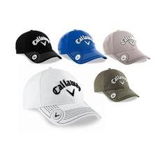 awesome Callaway Golf Magna Ball Marker Adjustable Hat