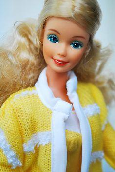 Barbie Music, Barbie 80s, Vintage Barbie Dolls, Stories For Kids, Fashion Dolls, Superstar, Images, Disney Princess, Collection