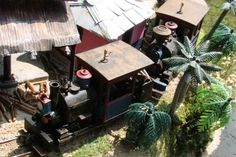 Railroad Line Forums - On30 Sugar Cane Hauler in 1920's Haiti