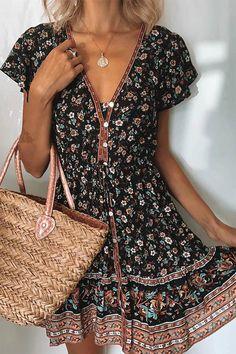 Casual Cotton Dress, Cotton Dresses, Cute Dresses, Short Sleeve Dresses, Mini Dresses, Short Sleeves, Dresses Dresses, Sleeveless Dresses, Cotton Style