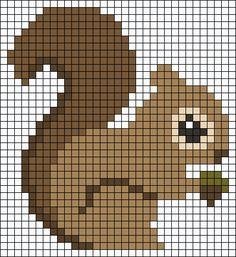 Intarsia Knitting, Knitting Charts, Baby Knitting Patterns, Cross Stitching, Cross Stitch Embroidery, Cross Stitch Designs, Cross Stitch Patterns, Pixel Pattern, Cross Stitch Animals