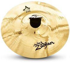 "Zildjian A20542 10"" A Custom Splash Cymbal   Brilliant"