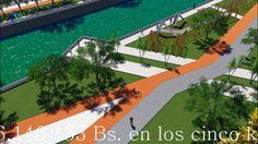 "Proyecto ""Costanera del Sur""  Cochabamba-Bolivia"