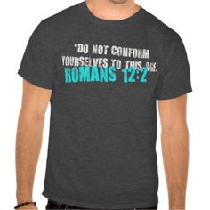 Romans 12:12/You Were Made For Greatness T-shirt