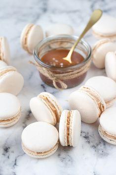 Macaroons, Panna Cotta, Sweet Sweet, Cooking, Ethnic Recipes, Food, Macaroni, Kitchen, Dulce De Leche