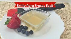 INGREDIENTES: 1/2 taza de agua /100 ml 1/4 taza de azucar/50gr 2 cuharas de grenetina/15gr Unete a mi facebook Las Reposteritas De Madelin's Cakes : https://...