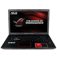 CUK ASUS GL753 ROG Gamer Laptop (Intel Quad Core i7-7700HQ 16GB RAM Intel 256GB NVMe SSD  1TB HDD NVIDIA GTX 1050 4GB 17.3 Full HD Windows 10) VR Reader Gaming Notebook Computer http://ift.tt/2k90Jyf