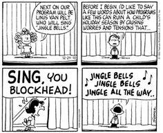 Lucy is such a brat - December 24, 1963
