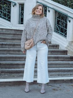 Winter Whites - so trägst Du Weiß im Winter - Basic Outfits, Different Styles, Normcore, Street Style, Fashion Outfits, Natural, Winter White, Styling Tips, Suede Fabric