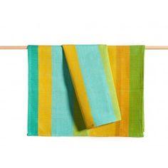 Tropicalia Kitchen Towels | Mayaworks $14