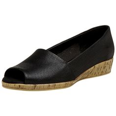 Aerosoles Women's Sprig Break Wedge Sandal ** Wow! I love this. Check it out now! : Closed toe sandals