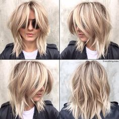"She's the ultimate HAIR GOALS!  I wonder how many ladies had ""The Julianne"" haircut...  She made it look so good, it makes me want to chop my hair!  #JulianneHough #HairGoals"