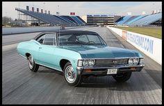 1967 Chevrolet Impala  427/425 HP #Mecum #Kissimmee #WhereTheCarsAre