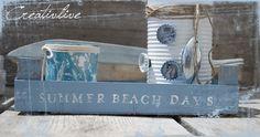 creativLIVE: DIY Beachhouse Deko