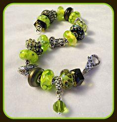 green troll beads