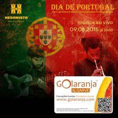 Até Jazz @ Hedonista   Lagos http://www.golaranja.com/en/special-offers/about-us/hedonista-bar-kitchen Live Hoje / Today 20h   9-6-2015 #PromoGOlaranja #Hedonista #AteJazz #Lagos #GOlaranja #Algarve