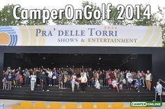 CamperOnGolf 2014 - la festa al Prà delle Torri per gli Amici di www.camperonline.com