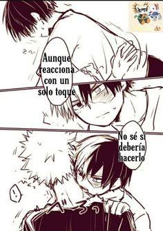 Yuri, My Hero Academia Shouto, Hero Academia Characters, Animes Yandere, Chica Anime Manga, Cute Gay, Anime Ships, Fujoshi, Fanart