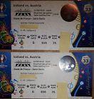 #Ticket  EURO Österreich  Island 22. Juni Beste Kategorie I  2 Tickets Nebeneinander #Ostereich
