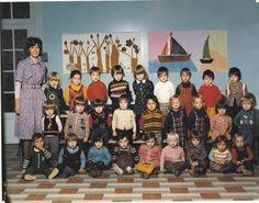 Les photos de classe