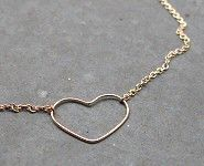 Heart Necklace / Lyie Van Rycke