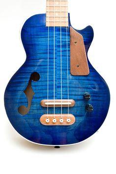 Blue bass