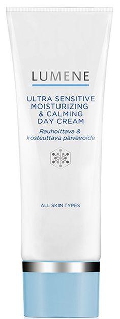 Lumene Skin Care Ultra Sensitive Moisturizing & Calming Day Cream