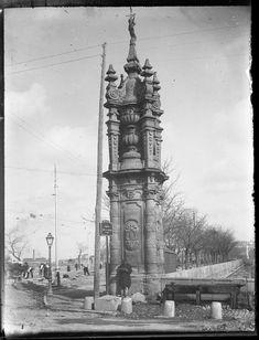 Resultado de imagen de fotos antiguas de madrid años 40