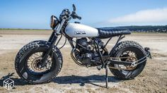Yamaha 125 TW custom