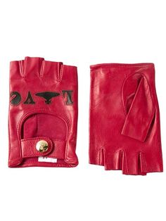 Shop Vivienne Westwood 'Love/Hate' gloves in ODD. from the world's best independent boutiques at farfetch.com. Over 1000 designers from 300 boutiques in one website.