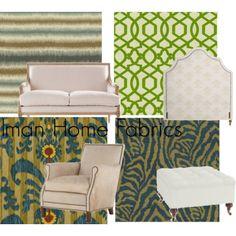 Iman Home Fabrics