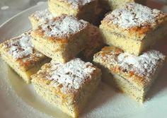Citromos-mákos villámsüti recept foto Poppy Cake, Food Styling, Banana Bread, French Toast, Muffin, Sweets, Breakfast, Recipes, Foods