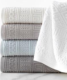 Anacapri Jacquard Towel Collection
