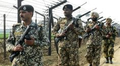 Pakistan violates ceasefire along LoC again