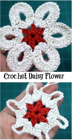 Watch The Video Splendid Crochet a Puff Flower Ideas. Phenomenal Crochet a Puff Flower Ideas. Crochet Daisy, Crochet Flower Patterns, Crochet Patterns For Beginners, Love Crochet, Beautiful Crochet, Crochet Designs, Crochet Flowers, Crochet Ideas, Daisy Flowers