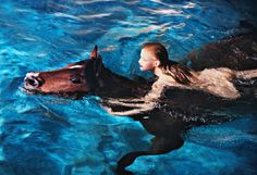 If wishes were horses, beggars could ride Photo of Guinevere Van Seenus by Steven Klein for Vogue Horse Girl, Horse Love, Beautiful Horses, Animals Beautiful, Beautiful People, Mundo Animal, Am Meer, Equine Photography, Horseback Riding