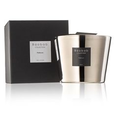 #Baobab platinum candles 10cm #giftilbrary £69
