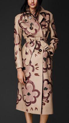 Burberry Prorsum Fall 2014 Fashion Artistry