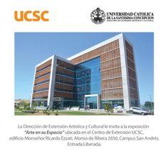 Los invitamos, desde las 10:00 a 20:00 horas, de lunes a viernes. Campus San Andrés. Entrada liberad . Hasta el 17 de enero.