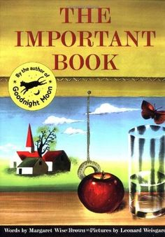 The Important Book--Short paragraphs about different subjects. Has great reviews and supposedly good for teaching main idea & detail, and topic sentence with supporting details.