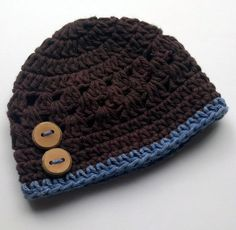 Hey, I found this really awesome Etsy listing at https://www.etsy.com/pt/listing/117423408/baby-boy-baby-boy-crochet-hat-baby-boy