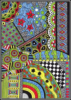 Doodle_Jan2010_#1 by Christie1981, via Flickr