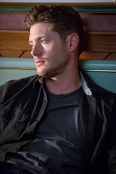 Demon Dean, contemplating life...friendly reminder, this board is closed...if you want more geeky pins, follow my new board, Geeky Chic IV