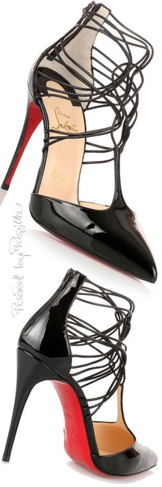 Regilla ⚜ Christian Louboutin If I ever get rich, the first thing I'll do is buy a pair of Louboutin's!