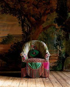 Bohemian Chair. LOVE. (Photo by Tobias Harvey)