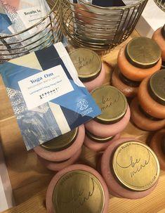 Packaging Prints & Pattern Pink Sugar, Capri Blue, Pretty Patterns, World Of Color, Bath Salts, Lemon Grass, My Favorite Things, Artisan, Packaging