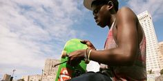 Meet Thalente, The Homeless South African On His Way To Becoming A Pro Skateboarder (Video)   Elite Daily