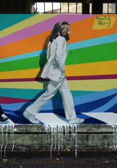 Artist Martin Ron #streetart jd