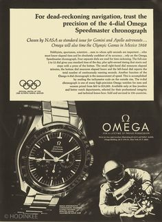 Vintage Watches Reference Points: Understanding The Omega Speedmaster (VIDEO) - For the third installment of Reference Points, we examine the legendary Omega Speedmaster, a watch that has become a brand unto itself over the last 60 years. Omega Speedmaster Moonwatch, Omega Seamaster, Best Watches For Men, Cool Watches, Wrist Watches, Simple Watches, Sport Watches, Dream Watches, Luxury Watches