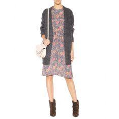 Isabel Marant, Étoile - Saky printed silk-blend dress - mytheresa.com